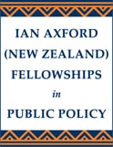 Ian Axford Fellowships logo