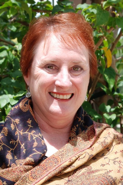 Jody McBrien, 2014 Ian Axford (New Zealand) Fellow in Public Policy