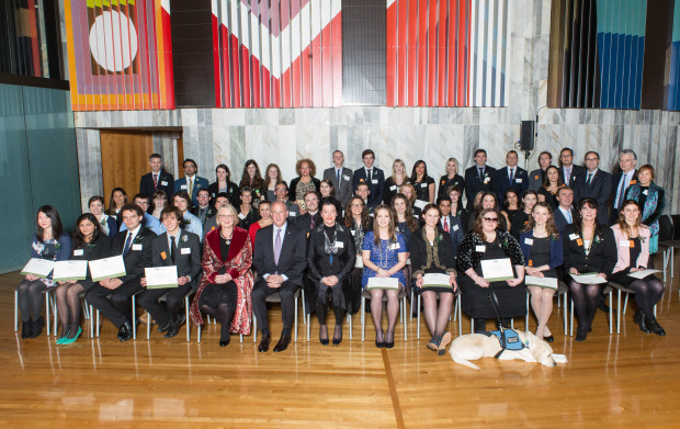 2015 Fulbright New Zealand grantees