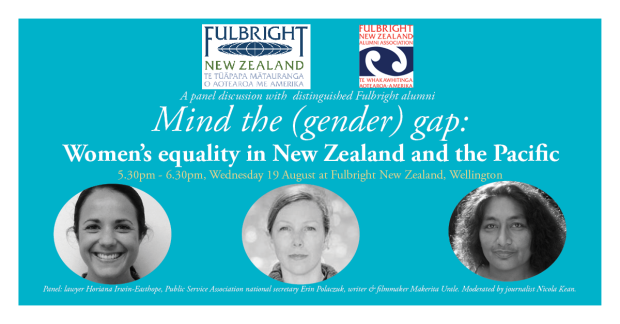 Gender equality in the Pacific promo