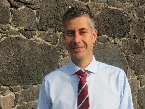David Taylor – Fulbright NZ Distinguished Teacher