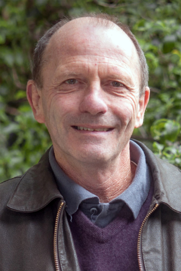 Barrie Gordon – Fulbright New Zealand Scholar Award