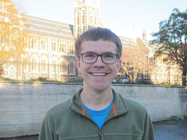 Mark Specht – Fulbright US Graduate Award