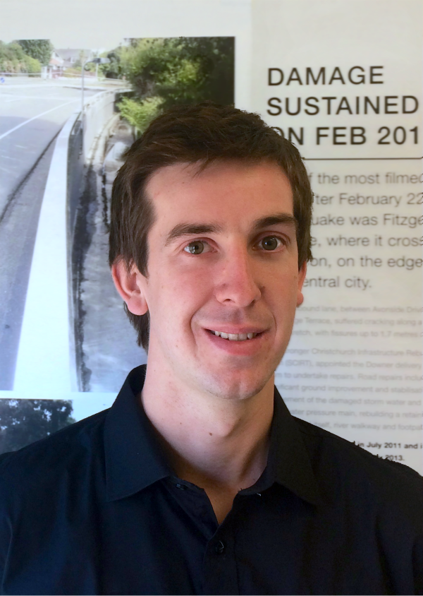 Max Ferguson – Fulbright-EQC Graduate Award in Natural Disaster Research