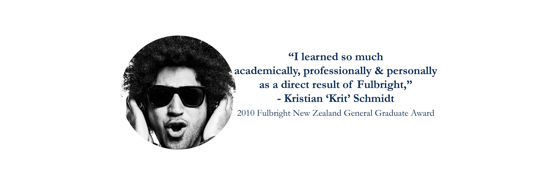Fulbright scholarship creative writing