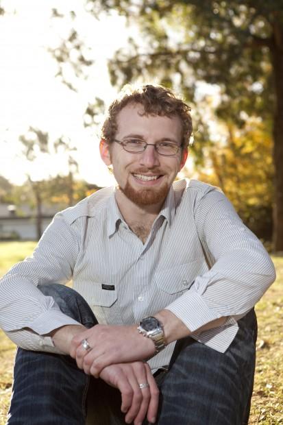 Simon Todd, sudent profile portraits.