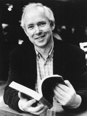 Bill Manhire, 1999 Fulbright Visiting Professor in New Zealand Studies