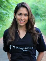 Saeeda Verrall, 2007 Fulbright New Zealand Graduate Student