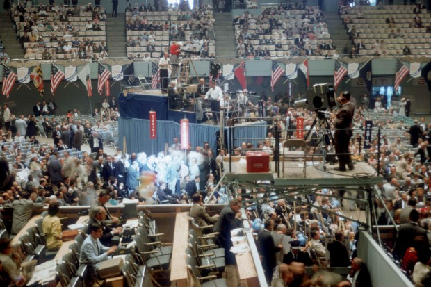 1960 Democratic Convention