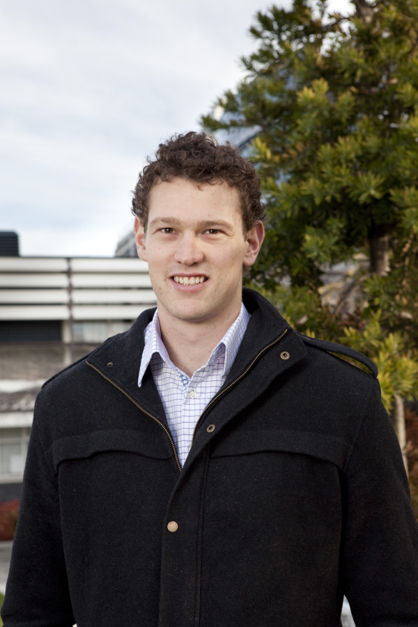 William McVitty – Fulbright-EQC Graduate Award in Natural Disaster Research