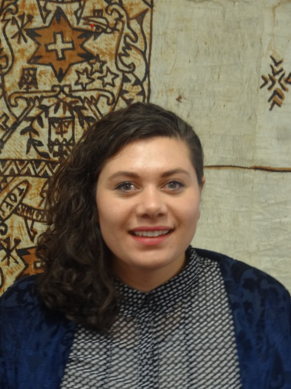 Clara Pau – Fulbright New Zealand General Graduate Awards