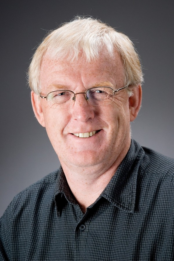 John Overton – Fulbright New Zealand Scholar Award
