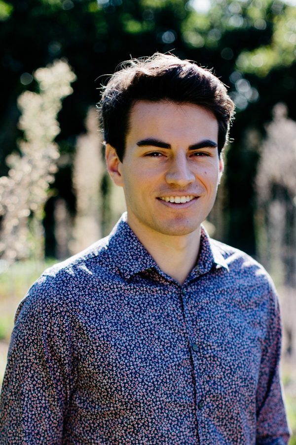 Andrew Alder – Fulbright Science and Innovation Graduate Award
