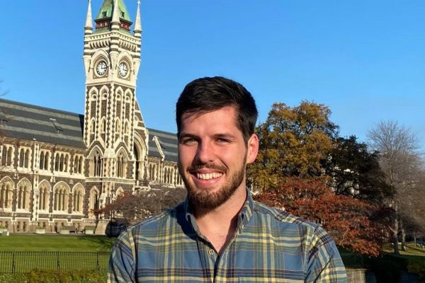 Hamish Prince – Fulbright Science and Innovation Graduate
