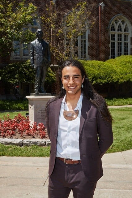 Noah Collins (White Mountain Apache Tribe, Cherokee Nation) – Fulbright US Graduate